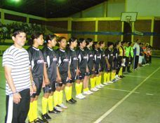 Copa Sicredi movimenta equipes do Cone Sul